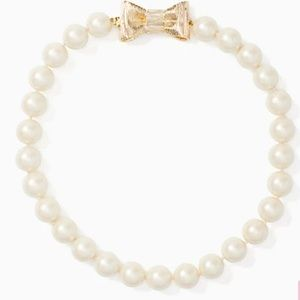 Kate Spade! Pearl Short Necklace